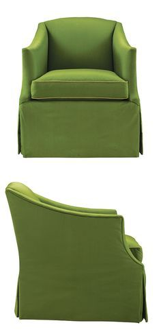Wonderful LEE Industries Swivel Chair, Shown Here In A Luscious Green. Choose From  Hundreds Of