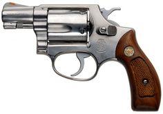 "My wishlist: Smith & Wesson Model 36/ .38 ""Chief Special""."