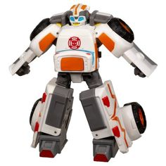 Anything can get done when Transformers Rescue Bots and their friends team up! Help fight fires, floods and crime, or anything in between – the Rescue Bots love adventure and rescue! This brave Medix