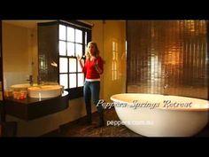 Beautiful Peppers in Hepburn Springs Daylesford, Luxury, Beautiful