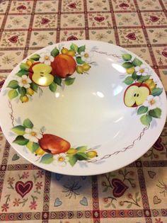 Fruit bowl. By Angela Davies