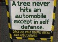 Self defense…