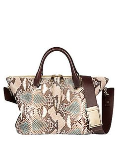 chloe it bag - chloe bi-color small baylee bag, replica chloe handbags