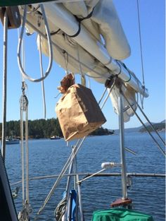 Small Boat Projects - Making Life Aboard Easier: I Hate Yellowjackets