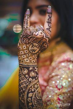 20 Modern Mehndi Designs - Trending in 2019