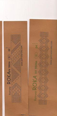 JOYAS DE BOLILLOS - Almu Martin - Álbumes web de Picasa Bobbin Lacemaking, Lace Art, Bobbin Lace Patterns, Lace Bracelet, Parchment Craft, Lace Jewelry, Crochet Books, Lace Border, Needle Lace