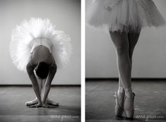 ballet takes you through the low times of and to high lights of life.