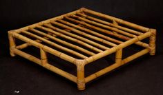 puff de bambu