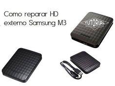 Como recuperar HD externo Samsung M3