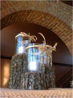 Mason Jar Wedding Centerpieces | Wedding Decor, Mason Jar Candle Centerpiece For Wedding Reception ...