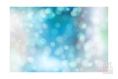 Abstract Defocused Background Art Print by Malija at Art.com