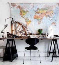 work & the world