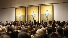 In total, the top 10 artworks sold at auction on November are worth $596.9 million - check out the entire list.