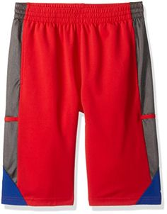 NBA Youth 8-20 Los Angeles Clippers Tip Off Short, L(14-16), Red  https://allstarsportsfan.com/product/nba-youth-8-20-los-angeles-clippers-tip-off-short-l14-16-red/  Officially licensed by the NBA Adidas logo on left leg Team logo on right leg