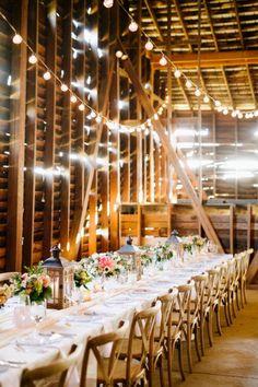 Stunning Rustic Southern Barn Wedding
