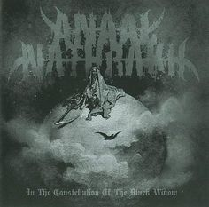 Anaal Nathrakh - In The Constellation Of The Widow