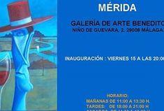 Exposición de Andrés Mérida - Paperblog