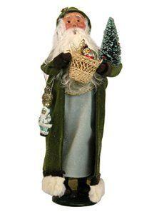 Byers Choice Vintage Sage Santa