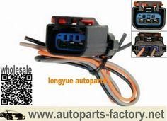 27c4fa63a8306e8e749290e0873d415c visit to buy] longyue 2pcs alternator repair plug harness  at bayanpartner.co