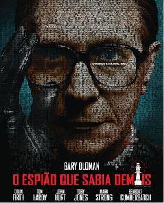 Cartaz de O Espião que Sabia Demais.