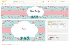 Kit Layout para loja elo7 (Conta Pro): <br>Kit exclusivo e vendido a um único cliente! <br>Contempla: <br>1 banner para loja elo7. <br>1 fachada para loja elo7 com apresentação do seu trabalho que deve ser enviada por você. <br>1 capa de álbum padrão que você poderá usar em vários álbuns <br>1 avatar perfil para loja elo7. <br> <br> <br>O texto de boas vindas não pode ter mais que 300 caracteres (letras). <br> <br>SEU PRODUTO SERÁ ENTREGUE EM ATÉ 3 DIAS ÚTEIS APÓS PAGAMENTO CONFIRMADO.