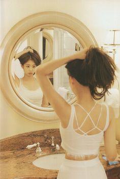Photo album containing 22 pictures of Jennie Blackpink Jennie, South Korean Girls, Korean Girl Groups, Blue Off Shoulder Top, Divas, Rapper, Jenny Kim, Black Pink, Blackpink Photos