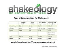 How to save money on Shakeology! If you want to become a discount Beachbody coach, click the photo or contact me today so we can get you saving money!