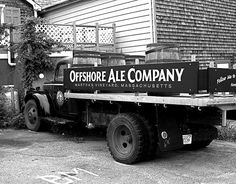 Offshore Ale Truck