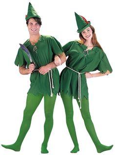 Adult Peter Pan Costume