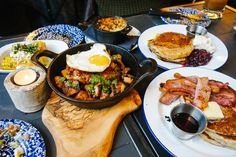 Sunday Brunch at Hotbox, London - The Londoner