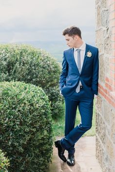 Beautiful Tuscany Wedding Inspiration - MODwedding