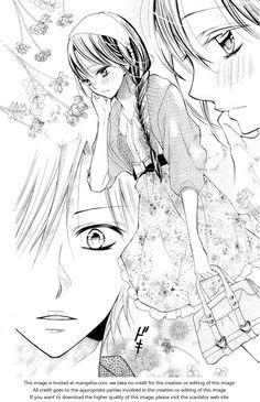 luv this one /manga: koi toka kiss toka karada kiss ✿ Comic Manga, Manga Comics, Vampire Knight, Anime Mexico, Anime Girls, Vocaloid, Couple Manga, Romantic Manga, Manga Pages