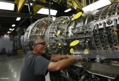 turbine engine mechanic general electric posts earnings of 39 cents a share matching