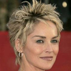 sharon stone haircuts - Yahoo Search Results