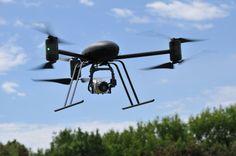 Engelsk politi brugte en førerløs drone under en anholdelse | Ingeniøren
