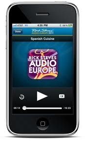 Taking Rick Steves to Europe on Your Smartphone