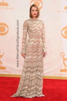 Emmy Awards 2013 Red Carpet