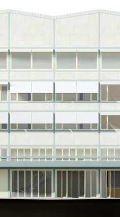 Buol & Zünd / 2014 / Musikhochschule Luzern