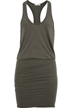 James Perse tank dress LOVE