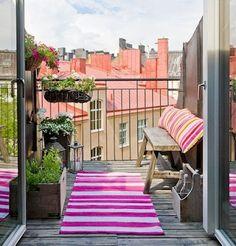 15 Fotos de balcones   Ideas para decorar, diseñar y mejorar tu casa.