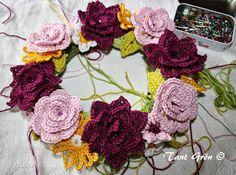 Crochet Earrings, Barbie, Flowers, Crocheting, Hobbies, Diy, Crochet, Bricolage, Do It Yourself