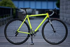 Tonic Fabrication Magnum CX Japan Team Edition by bikedaily, via Flickr