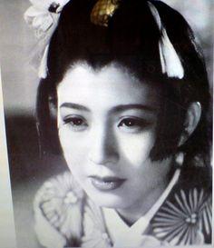 Tashiro Yuriko (田代百合子) 1931-, Japanese Actress