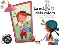 I si cada color ens portés a viure grans aventures en un món imaginari? Això és el que li passa a la Mariana quan es vesteix de rosa, de verd, de negre, de vermell..., li agrada tant que no sap quin color escollir, fins que descobreix la màgia dels colors. Kids Rugs, Comics, Fictional Characters, Texts, Chop Saw, Pink, Children's Literature, Elves, Faeries