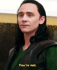 "Tom Hiddleston ""Loki"" ""Thor: The Dark World"" Loki Thor, Loki Laufeyson, Marvel Avengers, Thomas William Hiddleston, Tom Hiddleston Loki, Bucky Barnes, Chris Hemsworth, Laughing Funny, Marvel Comics"