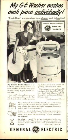 washer ad