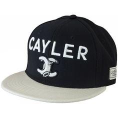 Cayler & Sons Cap No.1 black/cream ★★★★★