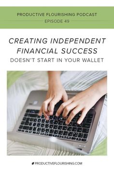 What does a financial behaviorist do? Jacquette Timmons shares her mission, along with the root of everyone's financial success. Financial Success, Success Mindset, Positive Mindset, Financial Planning, Small Business Tax, Business Tips, Accounting And Finance, Budgeting Finances, Retirement Planning