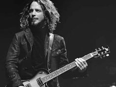 The world lost another legend.  God speed, Chris Cornell.