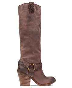 Lucky Brand Shoes, Ethelda Boots - Boots - Shoes - Macy's